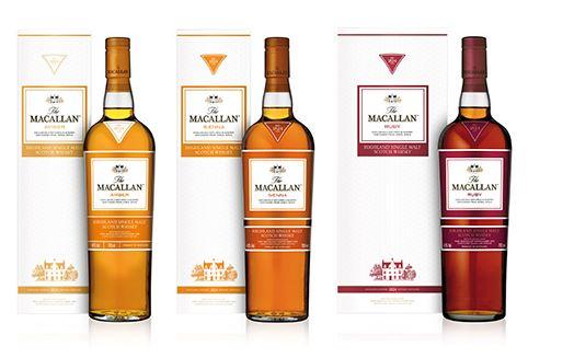 Macallan 1824 Series