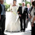 """Meine Frau auf dem Weg zum Altar zu Stone Sour`s """"Bother"""""""