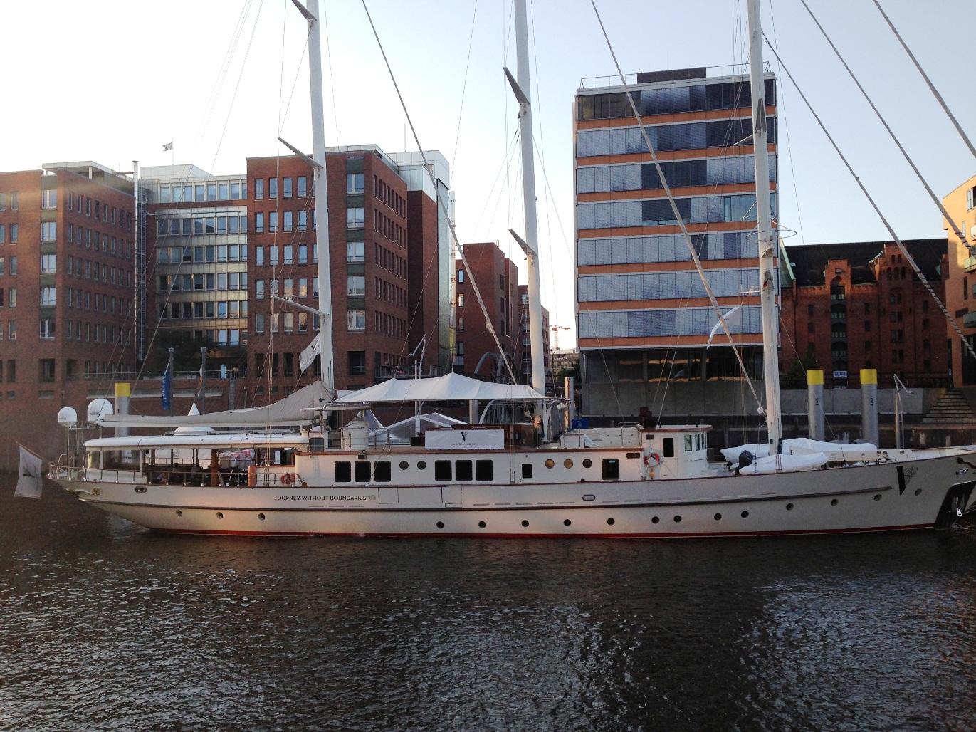 Hamburg Zwischen Johnnie Walker Odyssey Und Underground