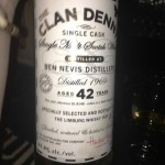 Ben Nevis_Douglas Laing's Clan Denny_Single Cask for Whisky Fair_42J_47.8_69_12